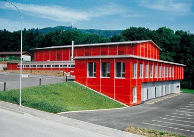 Complexe sportif communal